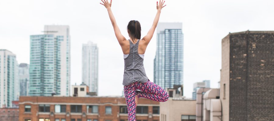 yoga workplace wellness
